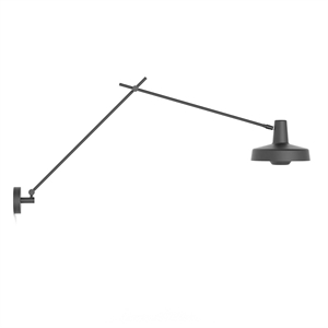 Grupa Products Arigato Wall Light Long Black