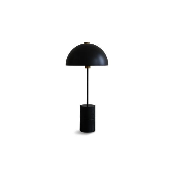 Handvärk Studio Table Lamp Black & Brass
