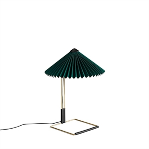 HAY Matin Table lamp Small Green
