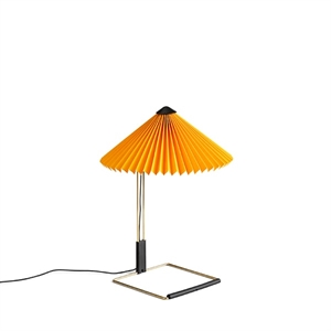 HAY Matin Table lamp Small Yellow