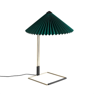 HAY Matin Table lamp Medium Green