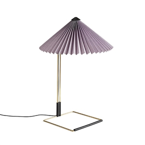 HAY Matin Table lamp Medium Purple