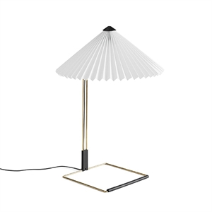 HAY Matin Table lamp Medium White