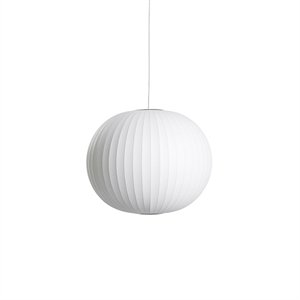 HAY Nelson Ball Bubble Pendant Medium White