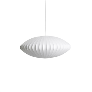 HAY Nelson Saucer Bubble Pendant Medium White