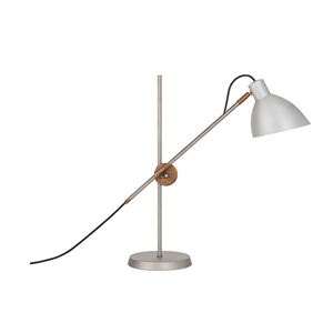 Konsthantverk KH#1 Table Lamp - Raw Brass  & Raw Iron