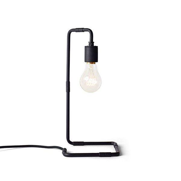 MENU Reade Table Lamp Black