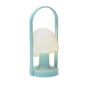 Marset FollowMe Blue Table Lamp