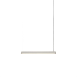 Muuto Linear Pendant Gray Small