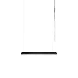 Muuto Linear Pendant Black Small