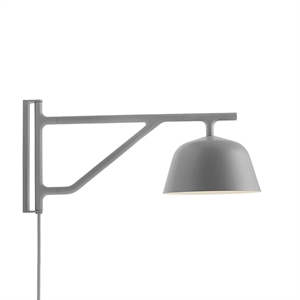 Muuto Ambit Wall Light Grey