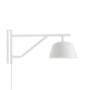 Muuto Ambit Wall Light White