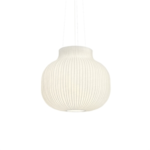 Muuto Strand Pendant Ø60 Closed White