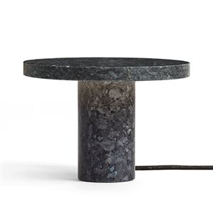 NEW WORKS Core Table Lamp Blue Granite