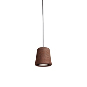NEW WORKS Material Pendant Smoked Oak