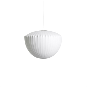 HAY Nelson Apple Bubble Pendant Medium White