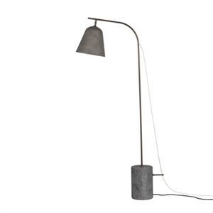 NORR11 Line One Floor Lamp Oxidised