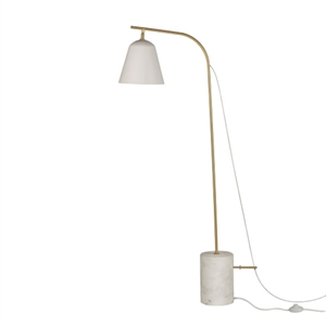 NORR11 Line One Floor Lamp White