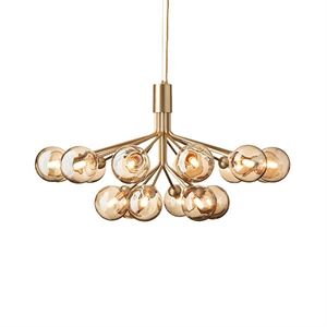 Nuura Apiales 18 Chandelier Brass/ Gold