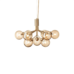 Nuura Apiales 9 Chandelier Brass/ Gold