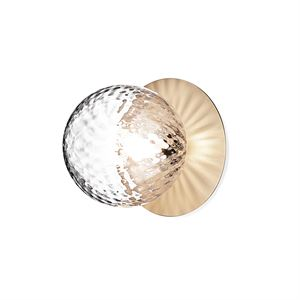 Nuura Liila Wall/Ceiling Lamp Transparent