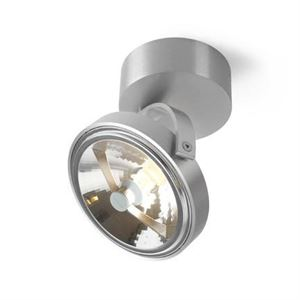 Trizo 21 PIN-UP 1 Spot & Ceiling lamp Aluminium