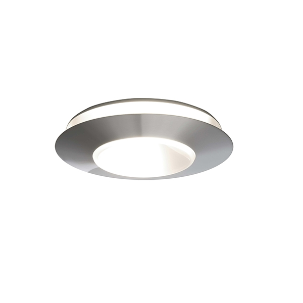 Pandul Ring 28 Indoor Wall/Ceiling Light Brushed Stainless Steel