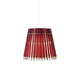 Tom Rossau Pencil Red Pendant