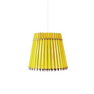 Tom Rossau Pencil Yellow Pendant