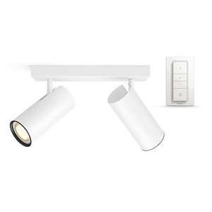 Philips Hue Connected Buratto 2-Spot White