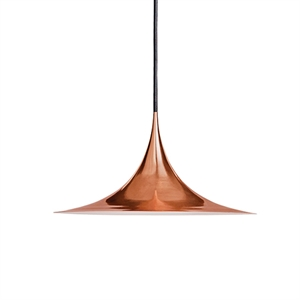 GUBI Semi Pendant Small Copper