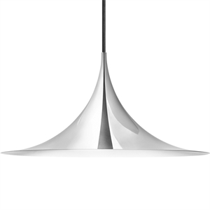 GUBI Semi Pendant Large Chrome
