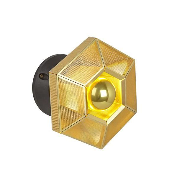 Tom Dixon Cell Wall Brass Wall Lamp