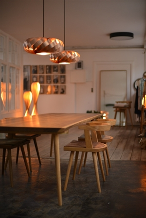 Lighting Guide: Lamps for your dining table