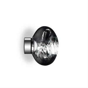 Tom Dixon Melt Surface Wall/Ceiling Light LED Chrome Small
