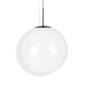 Tom Dixon Opal Big Pendant White