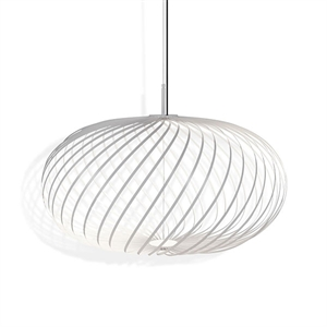 Tom Dixon Spring Medium Pendant White