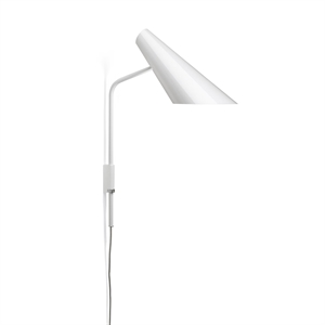 Vibia I.Cono Wall Light Adjustable Glossy White