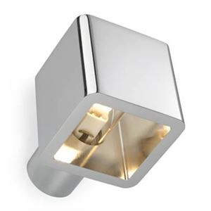 Trizo 21 Code Wall IN Wall lamp Chrome