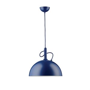 WATT A LAMP Adjustable Pendant Blue
