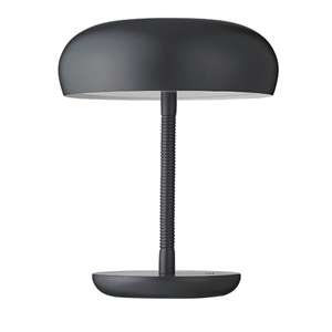 WATT A LAMP BEND Table Lamp Dark Grey