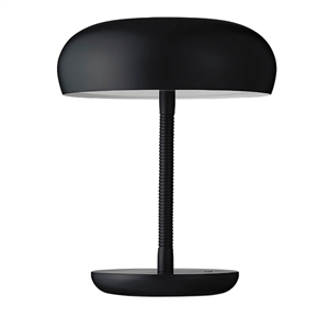 WATT A LAMP BEND Table Lamp Black
