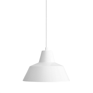 Made By Hand Workshop Lamp Pendant White W2