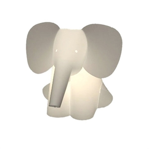 Zoolight Elephant Children's Wall lamp