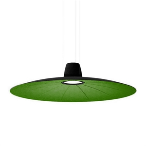 Martinelli Luce Lent Pendant Green