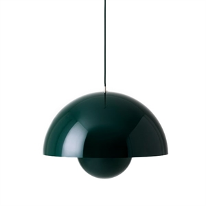 &tradition Flowerpot VP2 Pendant Dark Green