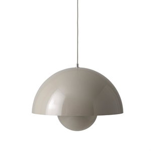 &tradition Flowerpot VP2 Pendant Grey/Beige
