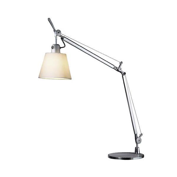 Artemide Tolomeo Basculante Table Lamp Parchment