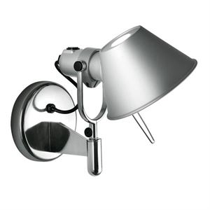 Artemide Tolomeo Faretto LED Wall Lamp with soft-touch