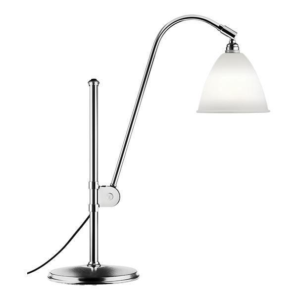 Bestlite BL1 Table Lamp Chrome & Porcelain